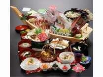 【大好評】秋の味覚を食べ比べ♪~松茸会席VS海鮮会席~秋の選べる会席プラン(個室食)