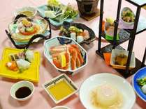 【イチ押し☆彡】料理長こだわり★旬の食材を使用した~そよ風吹く春の宴~全11品♪