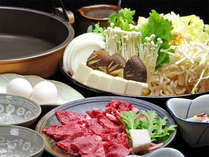 【但馬牛すき焼き一例】松坂牛や神戸牛の素牛…但馬牛を定番のすき焼きでどうぞ!