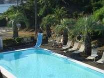 7月後半から8月末までご宿泊のお客様は無料でプールをご利用頂けます。