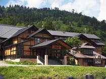 上信越国立公園標高1,800mの万座温泉