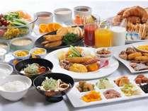 クチコミ点数4.2(^^ゞ 大好評の50種類和洋朝食バイキングをお召し上がり下さい♪