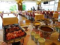 【朝食バイキング】お料理コーナー