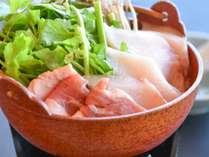 ◆期間限定(3月迄)◆ 宮城県の「旬」を味わう 【 「仙台せり」×「気仙沼メカジキ」鍋付プラン 】