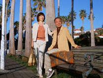 【50歳以上】じゃらん限定☆レイトチェックアウト11時。ゆっくり過ごす大人旅。鎌倉土産付き