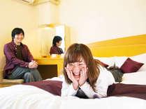 ◆24時間無料の珈琲を飲みながらお部屋でくつろぎリラックス♪◆