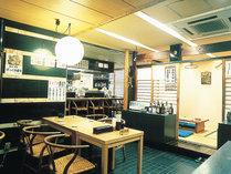 *1Fには沖縄料理と泡盛楽しめる≪南の居酒屋・平家亭≫がございます。