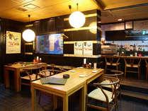 *館内にある居酒屋「平家亭」おひとりでも気兼ねなく、本格沖縄料理を楽しめます!