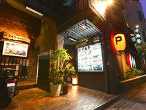*沖縄料理「平家亭」/ホテル1階にあるレストラン。沖縄料理と泡盛楽しめるます。