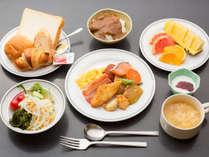 *素朴なメニューですが、味、食材、栄養、調理法にこだわっています。