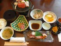 【2食付】夕食和定食&朝食バイキング