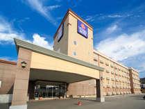 ベッセルホテル東広島の外観です。