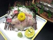 ちょっとお料理アップグレード♪渓流の女王あめご(あまご)刺身付!郷土料理満喫プラン!