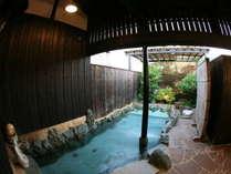 【大浴場】露天風呂でゆったりと成相温泉に浸かる。日々の疲れを癒して下さい♪/例