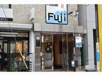 TOKYO Hostel Fuji外観