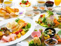 和洋バイキングで博多の素敵な一日をスタート!是非、朝食付きプランで♪