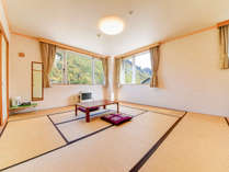 *【客室】和室10+6畳