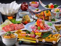 *竹林会席/上質な旬の食材に 料理人の繊細な技を加えた会席料理