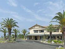 太平洋が広がる志摩半島に、4,000坪の敷地が広がる貴賓宿