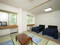 和洋室(3ベッド+6畳)