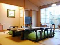 【露天風呂付客室】和室12.5畳+露天風呂無線LAN完備(無料)