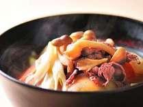 山形の秋の味覚【芋煮】♪