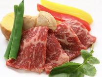 肉汁溢れる『富良野和牛の陶板焼き』プラン!北海道の大地の恵みの朝食付き♪<2食付き>