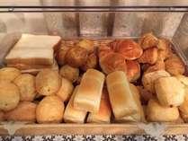 朝食に美味しいパンをお召し上がり下さいませ♪