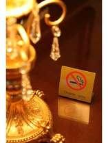 禁煙ルームで快適なひとときをお過ごし下さい。