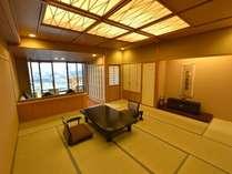 【通年】温泉露天風呂付客室でお1人様50,000円台の贅沢1泊2食付プラン