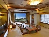 【通年】【室数限定】球磨川・人吉城跡を望む★和モダンビュールーム