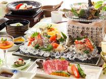 【夏】6月~9月の旅行なら★彩り溢れる和食会席★夏の基本会席料理