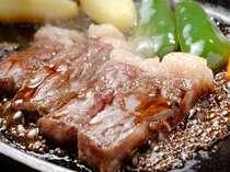 青森県産黒毛和牛のステーキ&馬にぎりプラン