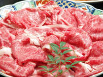 【但馬牛すき焼き】地元のブランド牛は脂身の甘みが格別