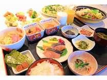 2019年4月2日より朝食がリニューアル致します。※こちらは和食のイメージになります。