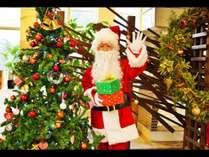 ★メリークリスマス★12/24.25限定!サンタがお部屋にやって来る♪【こども半額】ファミリーバイキング