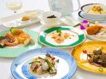 【中国料理/イメージ】ホテルならではの中国料理をお召し上がりいただけます。