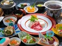 【冬季限定◆美食の旅】~神宿る島・宗像沖ノ島~/宗像三女神会席