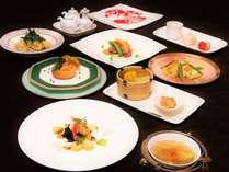 中国料理「春宵コース」