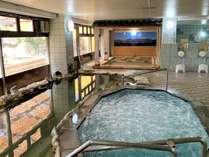 温泉大浴場内湯