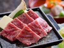 ジューシーでとろける美味しさの伊賀牛石焼(イメージ)
