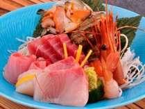 【シニア・女性にオススメ】地魚のお造+料理8品【味の宿ライトミールプラン】
