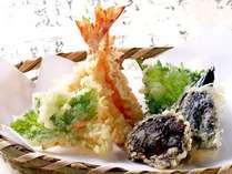 <9月限定>【厳選食材で作り上げる特別和膳★】揚げたて天ぷら+乾杯ドリンク<山梨県産ワイン>