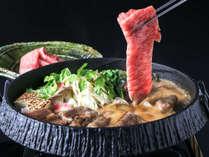 甲州牛すき焼き※イメージ