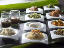 【朝食】健康に良い地元・沖縄の素材を使った料理をご用意しております。