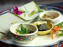 お食事(単品)板長が腕を振るいおもてなしのお料理をご用意いたします。※夕食の一例,岐阜県,岩寿荘