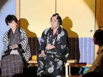 【大好評!】 岩寿座 観劇付プラン  ~飛騨牛&地元食材も味わう~