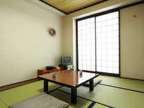 和室タイプのお部屋イメージです。