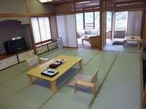大谷川をすぐ近くに望める角部屋 『特別室』