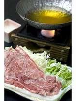 千姫鍋 素材の美味しさをお楽しみください。